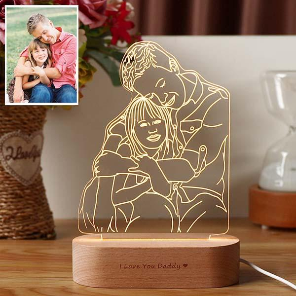 Personalized Infinity 1-5 Names Necklace with Birthstones